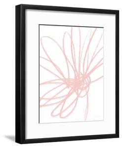 Inky Flower II by Linda Woods