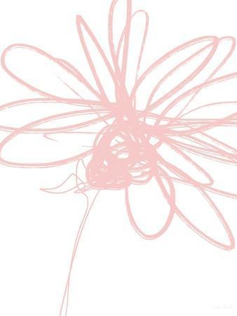 Inky Flower III