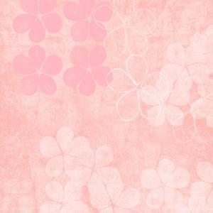 Millennial Pink III by Linda Woods