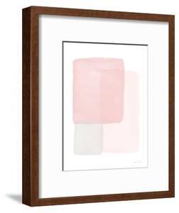 Pretty in Pink II by Linda Woods