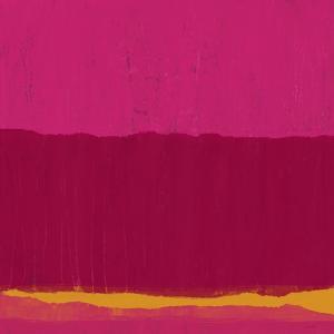 Undaunted Pink II by Linda Woods