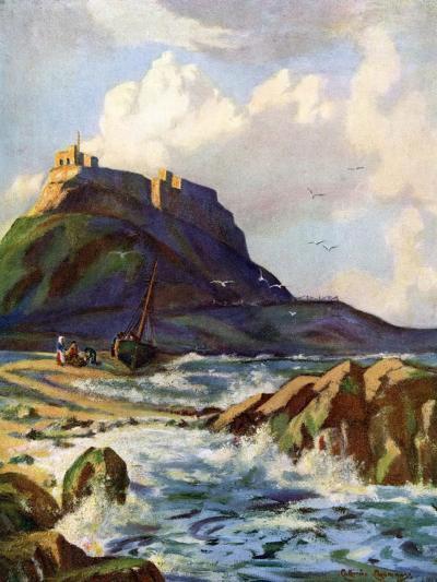 Lindisfarne, Northumberland, 1924-1926-Catharine Chamney-Giclee Print