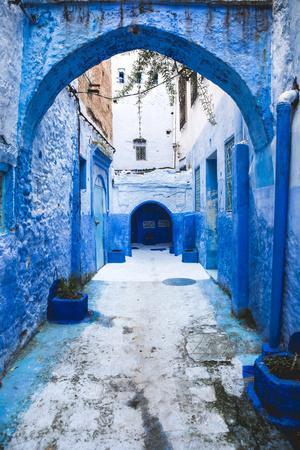 Chefchaouen, The Blue City