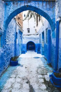 Chefchaouen, The Blue City by Lindsay Daniels