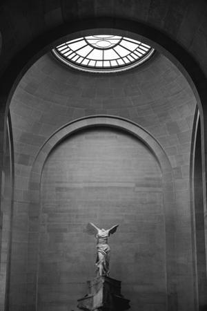 Winged Victory Of Samothrace by Lindsay Daniels