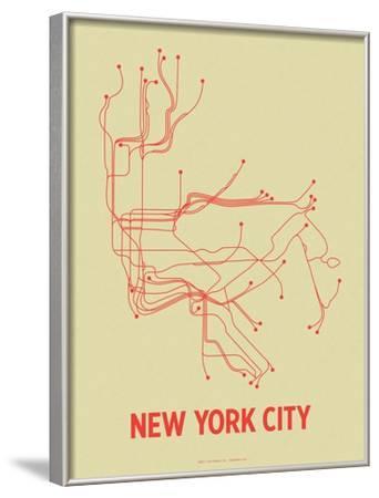 New York City (Cement Green & Orange)
