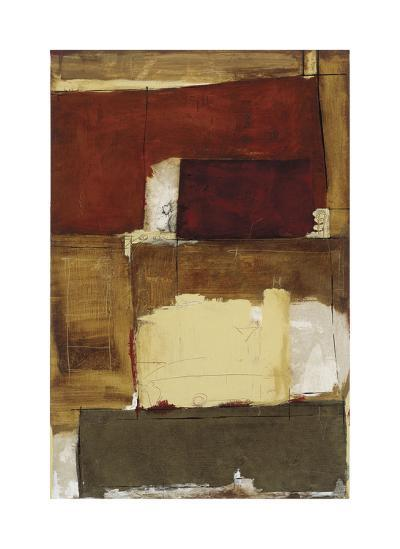 Linear Conversations I-Marc Johnson-Giclee Print
