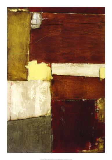Linear Conversations II-Marc Johnson-Art Print
