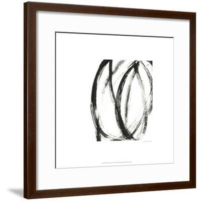 Linear Expression IX-J. Holland-Framed Limited Edition