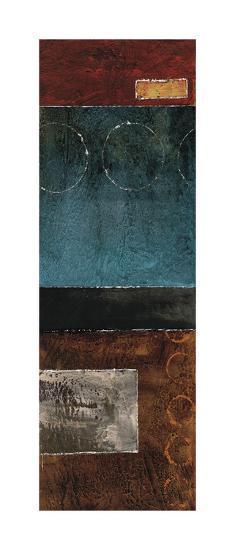 Linear I-W^ Blake-Giclee Print