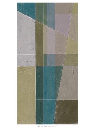 Linear Illusion II-Jennifer Goldberger-Art Print