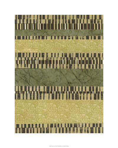 Linear Layers I-Jennifer Goldberger-Limited Edition