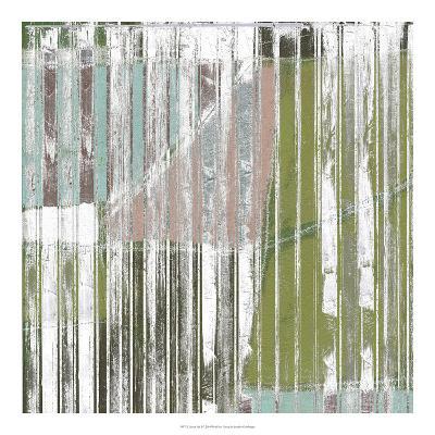 Linear Mix I-Jennifer Goldberger-Giclee Print