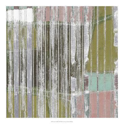 Linear Mix III-Jennifer Goldberger-Giclee Print
