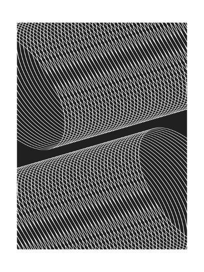 Linear Motion 3-THE Studio-Premium Giclee Print