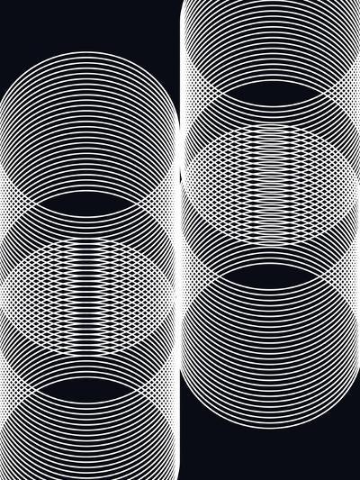 Linear Motion 5-THE Studio-Premium Giclee Print