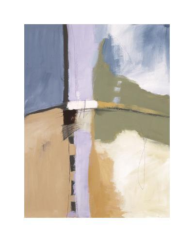 Linear Motion I-Mary Beth Thorngren-Giclee Print
