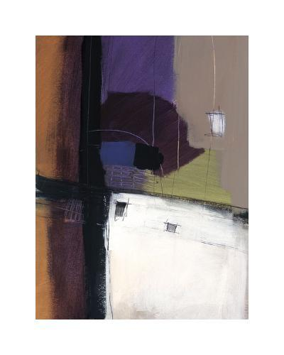 Linear Motion IV-Mary Beth Thorngren-Giclee Print