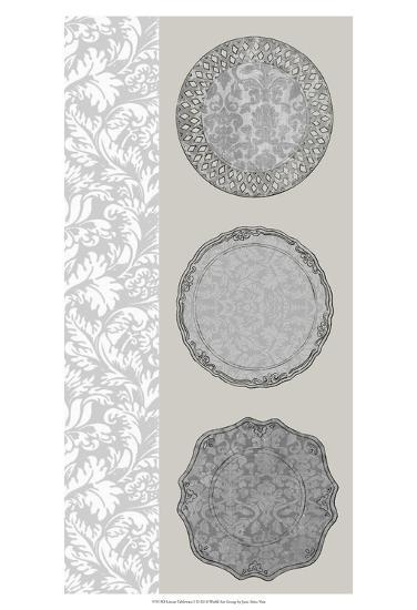 Linear Tableware I-Erica J^ Vess-Art Print