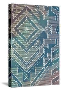 Lined Batik Pattern I