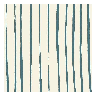 Lined Pattern Reverse-Jace Grey-Art Print
