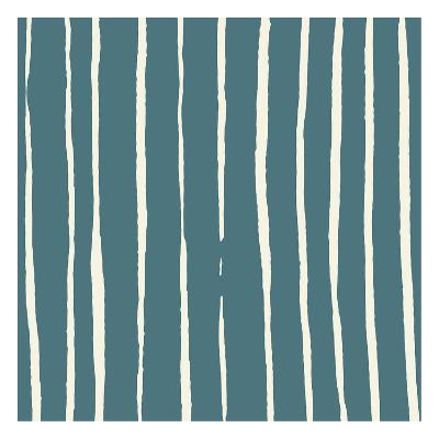 Lined Pattern-Jace Grey-Art Print