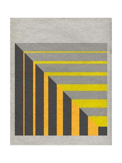 Linen Geometrics G--Premium Giclee Print