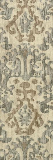 Linen Ikat II-Chariklia Zarris-Art Print