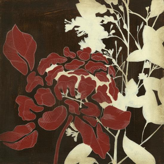 Linen & Silhouettes I-Jennifer Goldberger-Premium Giclee Print