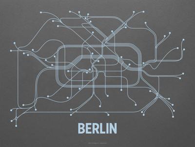Berlin Screen Print Dark Gray