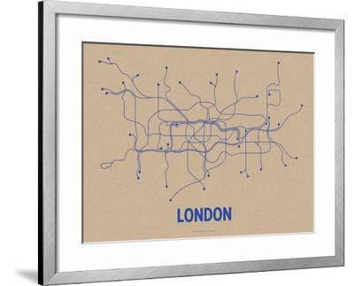 London (Oatmeal & Blue)
