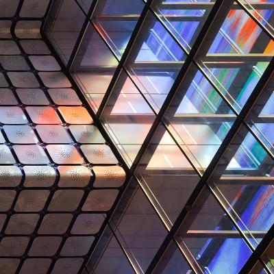 Lines and Colours-Jeroen Van-Photographic Print