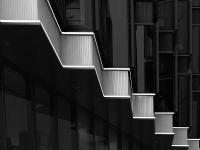 Lines and Contrast-Olavo Azevedo-Photographic Print