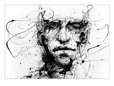 Lines Hold The Memories-Agnes Cecile-Art Print