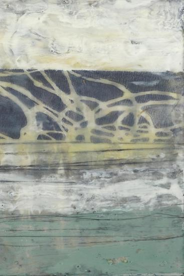 Lines & Waves II-Jennifer Goldberger-Premium Giclee Print