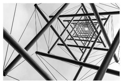 Lines-Carla Vermeend-Giclee Print