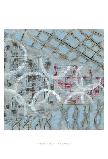 Linked Layers I-Karen Deans-Art Print