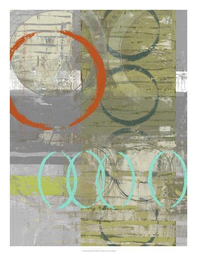 Linking II-Jennifer Goldberger-Giclee Print