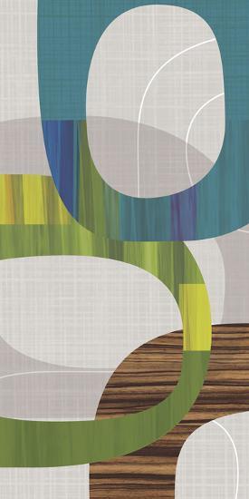 Links I-Tandi Venter-Art Print