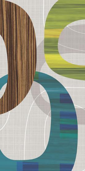 Links II-Tandi Venter-Art Print
