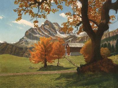 Linthal, Switzerland, 1949