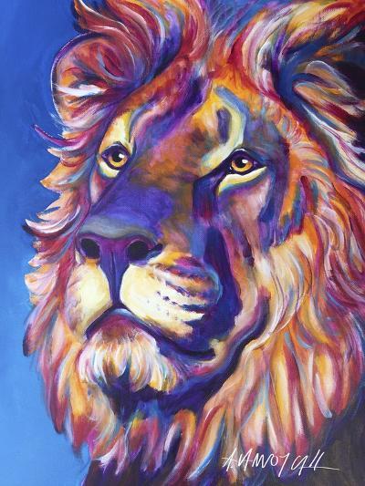 Lion - Cecil-Dawgart-Giclee Print