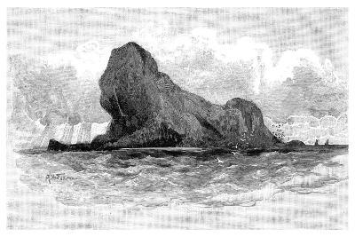 Lion Island, Australia, 1886--Giclee Print