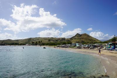 Lion Rock Beach, St. Kitts, St. Kitts and Nevis-Robert Harding-Photographic Print