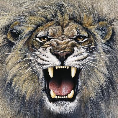 Lion-Harro Maass-Giclee Print