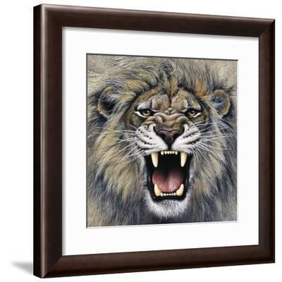 Lion-Harro Maass-Framed Giclee Print