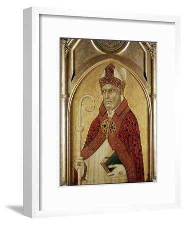St Augustine of Hippo, Early 14th Century