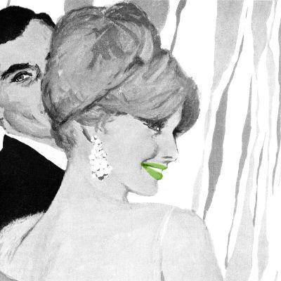 Lips 6--Giclee Print
