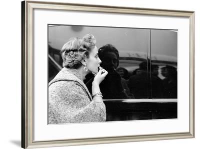 Lipstick Check-Thurston Hopkins-Framed Photographic Print