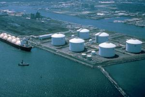 Liquefied Natural Gas Refinery